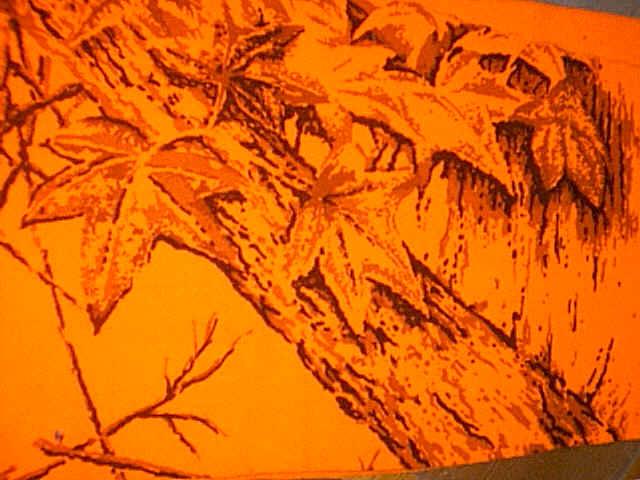 neon orange camo wallpaper - photo #27