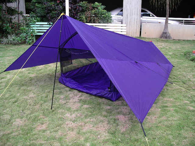 Tarp Tent Kit & Quest Outfitters - Outdoor Fabrics